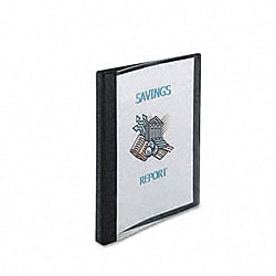 Avery See-Thru 1/2-Inch Black Presentation Binder