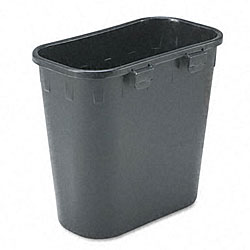 Paper Pitch 1.75-gallon Recycling Bin