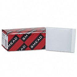 Smead Self-Stick Vinyl Pockets for Business Cards (Case of 100)