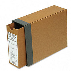 Columbia 2.5-inch Recycled Fiberboard Binding Case