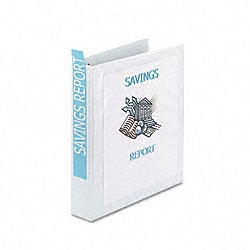 Avery Showcase 1.5-Inch Clear Overlay Customizable Reference View Binder