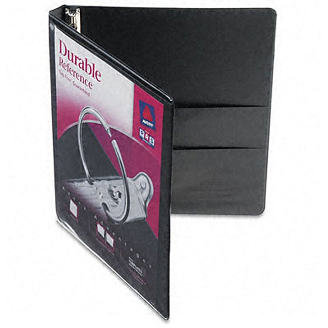 Shop Avery Durable 1/2-inch Vinyl View Binder