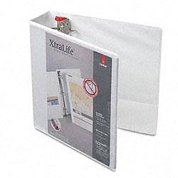 ClearVue XtraLife 1-inch Slant-D Presentation Binder