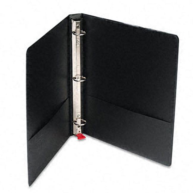 shop easyopen 1 inch locking round ring binder free shipping on