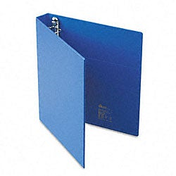 Avery Blue 1-Inch Heavy-Duty EZD-Ring Reference Binder