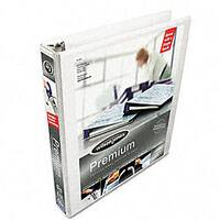 Professional Plus 1-inch Vinyl View Binder