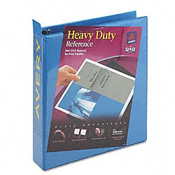 Avery Nonstick 1.5-Inch Heavy-Duty Blue View Binder