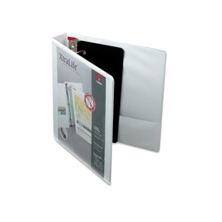 ClearVue XtraLife 1.5-inch Slant D-ring Presentation Binder