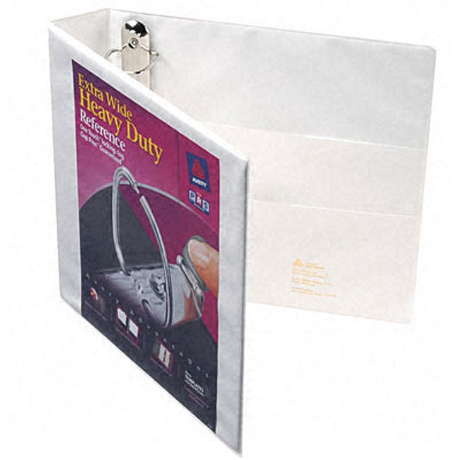 shop avery 1 5 inch extra wide ezd ring reference binder free