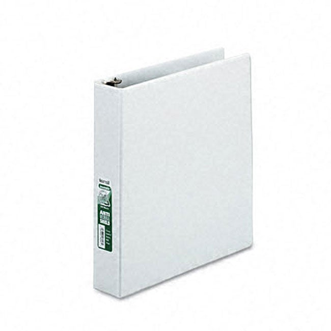 shop samsill antimicrobial 1 5 inch d ring view binder free