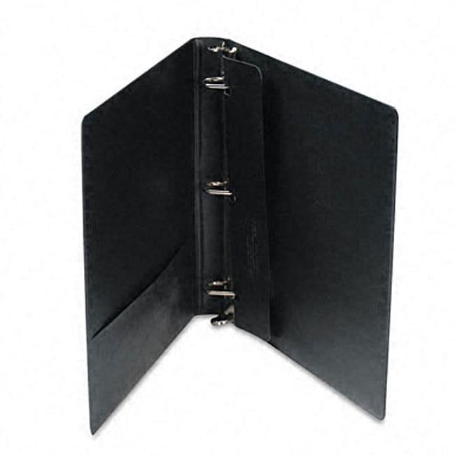 Samsill Top Performance 1-Inch Black DXL Angle-D Binder