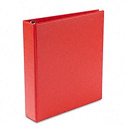 Avery 1.5-inch Heavy-Duty Vinyl EZD Ring Reference Binder