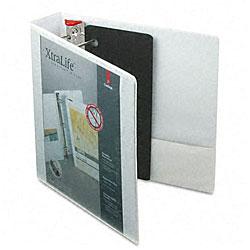 ClearVue XtraLife 2-inch Slant-D Presentation Binder