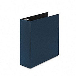 Avery Durable 3-Inch Round Ring Blue Reference Binder - Thumbnail 0