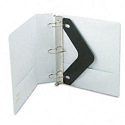 Wilson Jones 2-inch D-Ring Extended Cover Binder