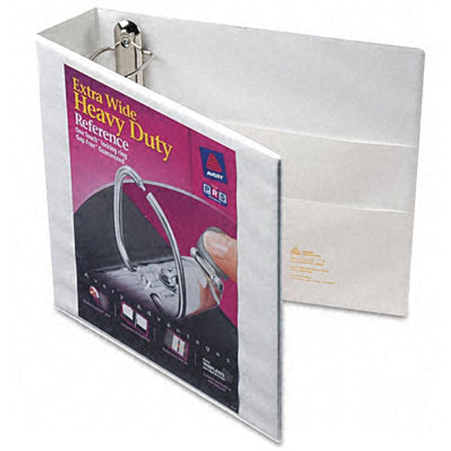 shop avery 2 inch extra wide ezd reference view binder free