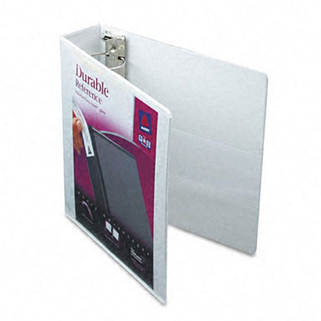 shop avery durable 2 inch vinyl view binder free shipping on