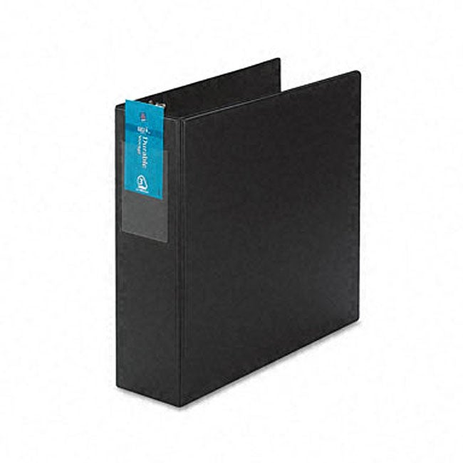 Shop Avery Durable 3Inch Slant Ring Black Reference Binder Free