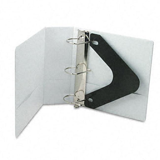 shop durable wilson jones 4 inch d ring vinyl view binder free
