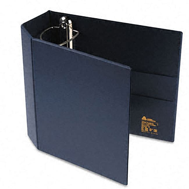 shop avery 4 inch heavy duty ezd ring reference binder free