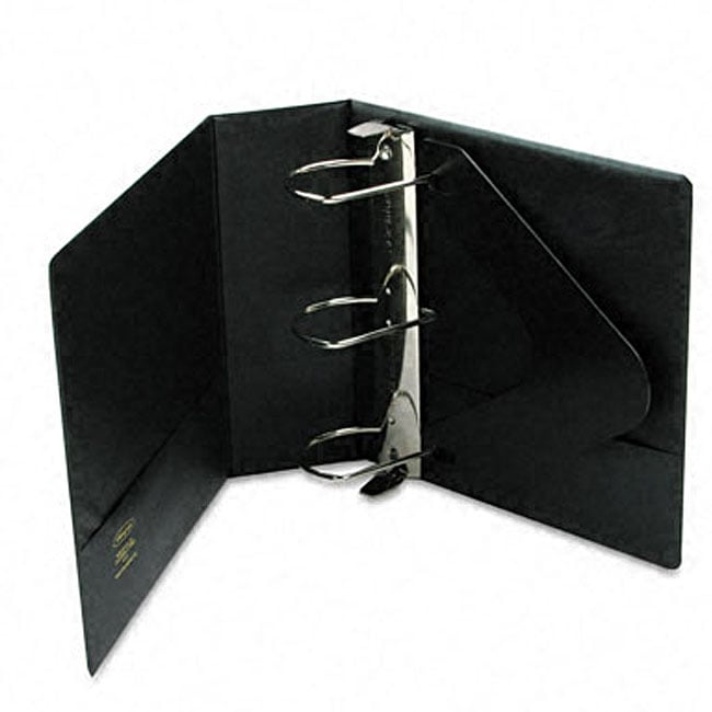 Shop Heavy Duty 4 Inch D Ring Binder With Label Holder