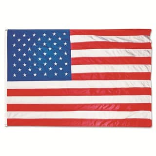 All-Weather Outdoor U.S. Flag (5' x 8') https://ak1.ostkcdn.com/images/products/3306351/P11404506.jpg?impolicy=medium