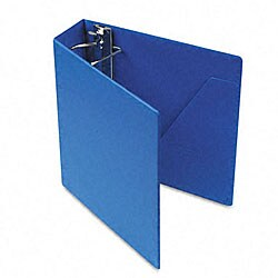 Blue Recycled Heavyweight 3-Inch Slant-D Ring Binder - Thumbnail 0