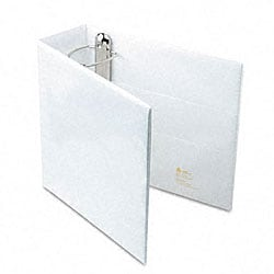 Avery Nonstick 4-inch Heavy-Duty EZD Reference White View Binder