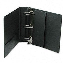 """Samsill Top Performance 3-inch DXL Insertable Angle-D Binder - 3"""""""