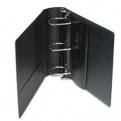 Samsill Top Performance Black Four-Inch DXL Angle-D Binder