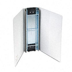Hanging View 3-inch Binder with FlipLock