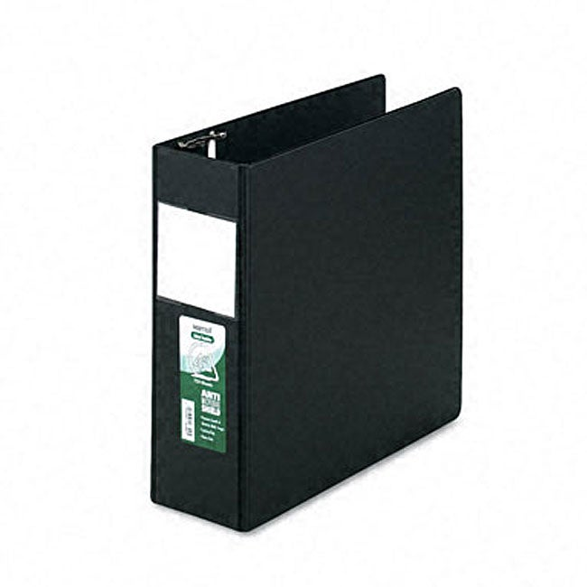 samsill antimicrobial 4 inch d ring binder free shipping on orders