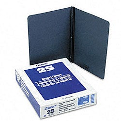 Panel and Border Leatherette Front Report Cover (Case of 25)