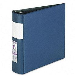 Samsill Top Performance Blue Four-Inch DXL Angle-D Binder