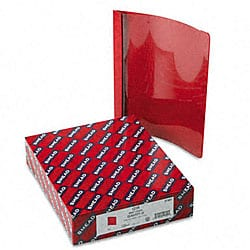 Smead Clear Front Report Cover with Red Back Cover (25 per Box)|https://ak1.ostkcdn.com/images/products/3306559/3/Smead-Clear-Front-Report-Cover-with-Red-Back-Cover-25-per-Box-P11404686.jpg?impolicy=medium