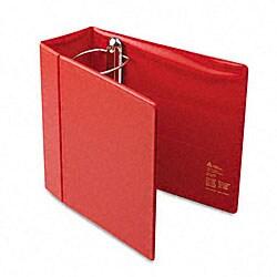 Avery 5-Inch Red Heavy-Duty Vinyl EZD Reference Binder