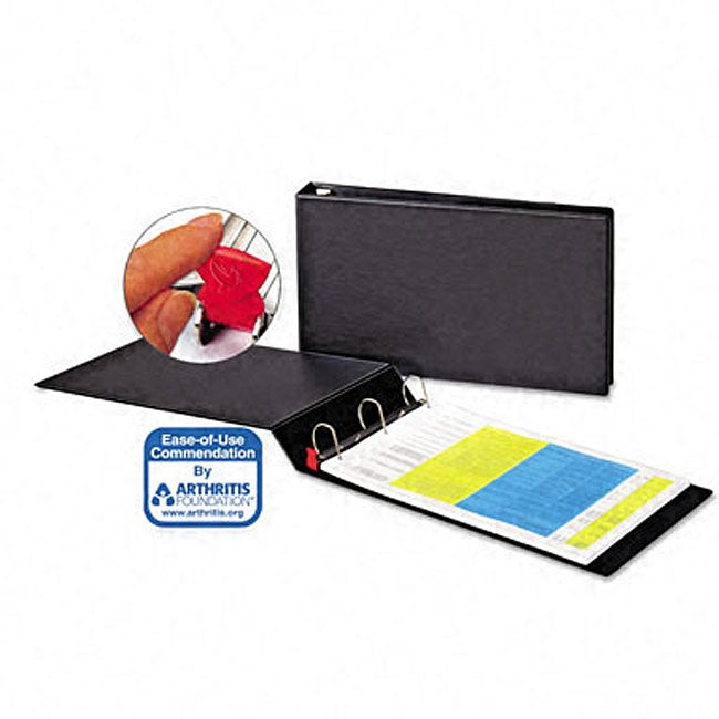 Easy Open 2-inch Slant-D Reference Binders