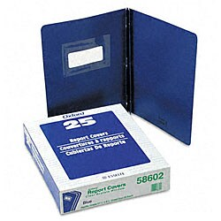 Clear Window Report Cover (Case of 25)