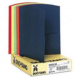 Contour Two Pocket Portfolios (25 per Box)