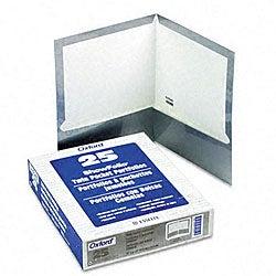 High-Gloss Laminated 100-Sheet Two-Pocket Portfolios (25 per Box)