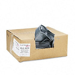Extra-Heavy Can Liners - 40-45 Gallon (Case of 50)