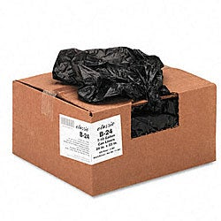 Opaque 7 to 10-gallon Regular Grade Classic Can Liners (Case of 500)
