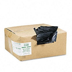 Re-Claim 40-45 Gallon Recycled Can Liners (Case of 100)