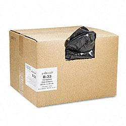 Opaque 16-gallon Regular Grade Classic Can Liners (Carton of 500)