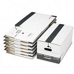 Fellowes Liberty Plus Storage Box (Pack of 12)