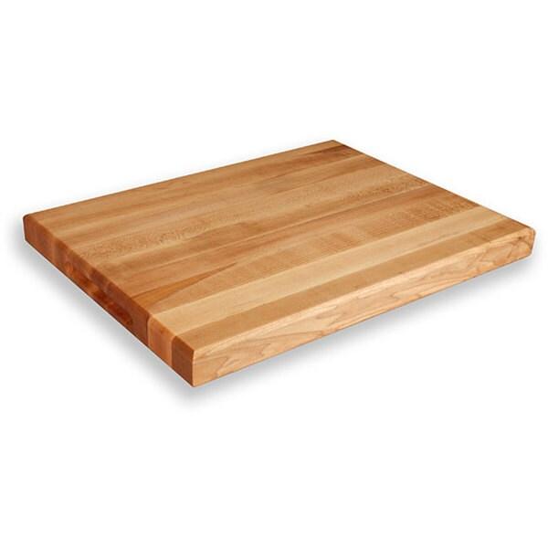 Maple Edge Grain 20-inch x 15-inch Reversible Cutting Board