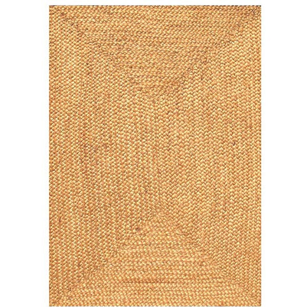 Shop Braided Jute Handmade Rug 5 X 8 Free Shipping