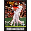 Jacoby Ellsbury 9x12 Baseball Photo Plaque
