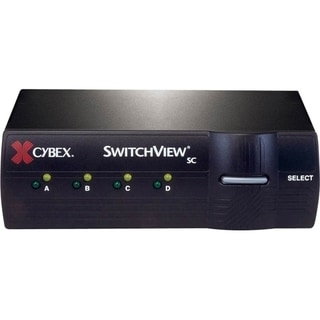 AVOCENT SwitchView SC540 KVM Switch