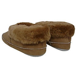 Amerileather Shearling Low-top Slippers - Thumbnail 1